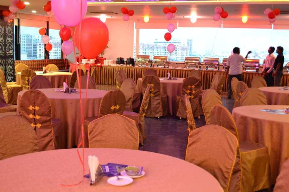 Hitechcity party venues in hyderabad for Afghan cuisine banquet hall